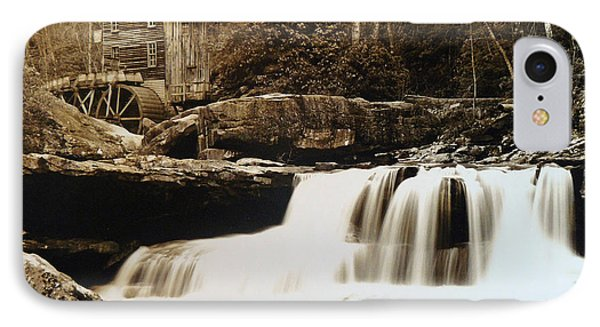 Glade Creek Grist Mill IPhone Case by Jack Paolini