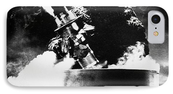 Godzilla IPhone Case by Granger