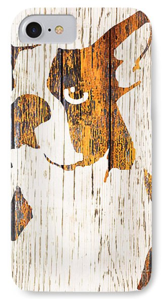 Golden Boston IPhone Case by Barbara  Campbell