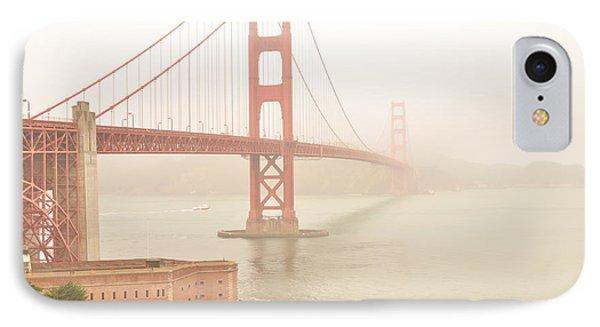 Golden Gate Bridge IPhone Case by Puzzles Shum