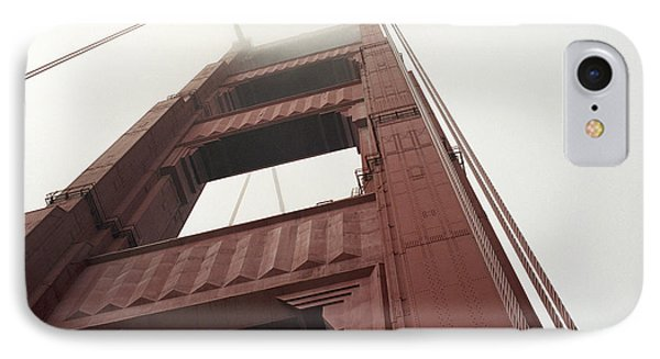 Golden Gate Tower IPhone Case
