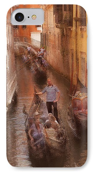 Gondola, Venice Italy IPhone Case