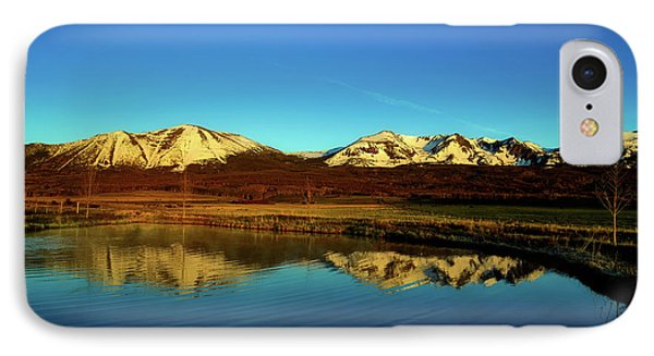 Good Morning Colorado IPhone Case by L O C