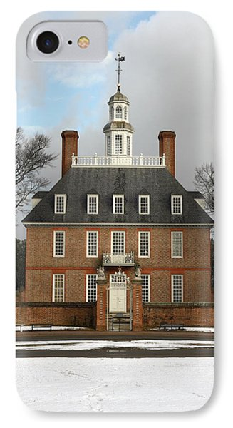 Governors Palace IPhone Case