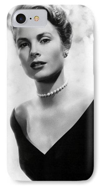 Grace Kelly iPhone 7 Case - Grace Kelly by American School