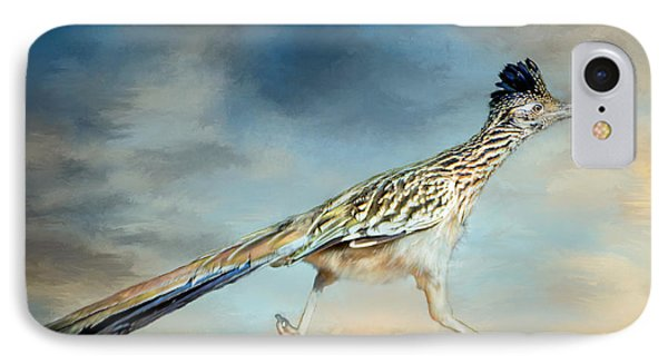 Greater Roadrunner IPhone Case