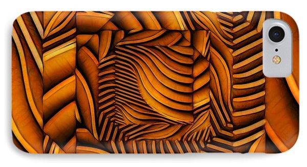 IPhone Case featuring the digital art Groovy by Ron Bissett