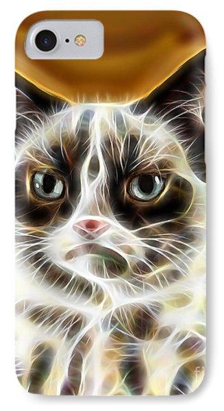 Grumpy Cat IPhone 7 Case