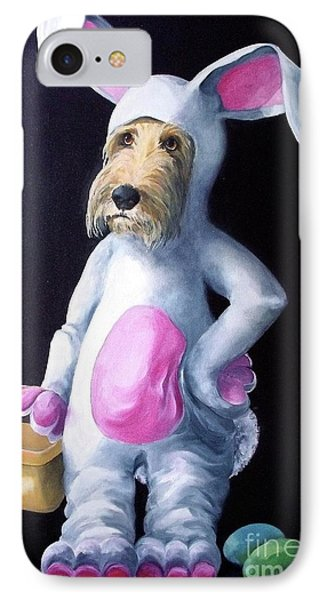 Gunther's Easter Parade IPhone Case by Diane Daigle