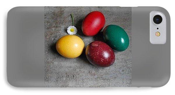 Happy Easter IPhone Case by Marija Djedovic