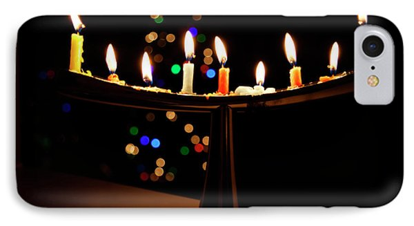 IPhone Case featuring the photograph Happy Holidays by Susan Stone