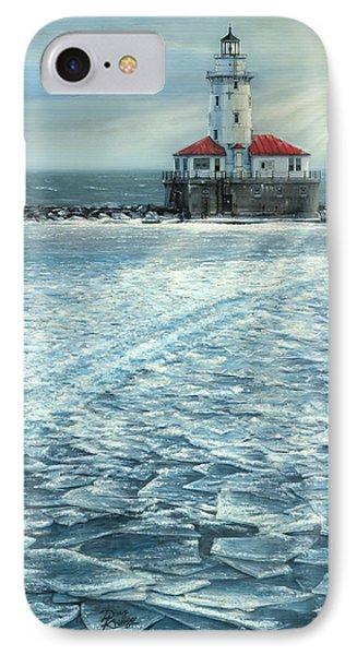 Harbor Light Phone Case by Doug Kreuger