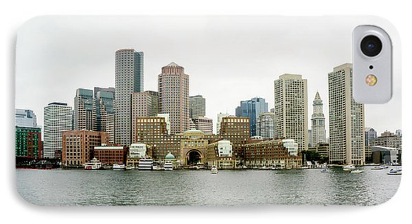 IPhone Case featuring the photograph Harbor View by Greg Fortier