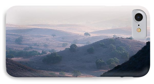 Hazy Pamo Valley IPhone Case