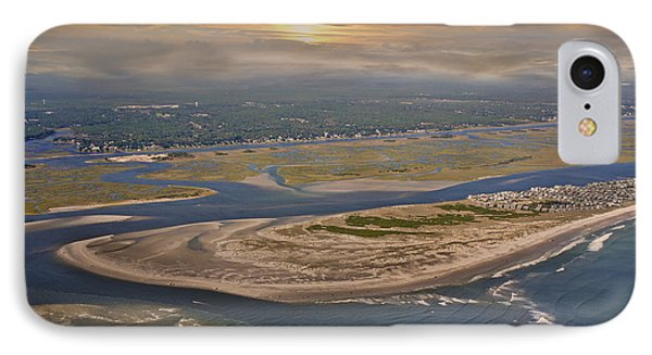 Heaven's View Topsail Island IPhone Case by Betsy Knapp