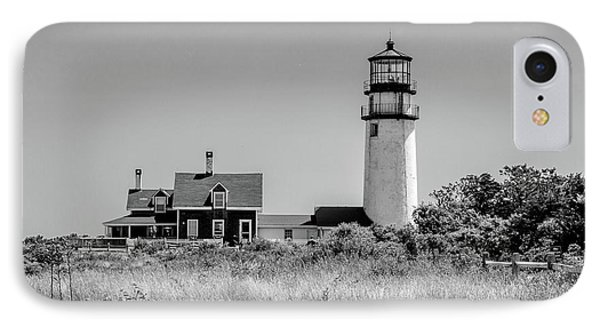 IPhone Case featuring the photograph Highland Light - Cape Cod by Peter Ciro