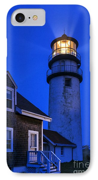 Highland Lighthouse Phone Case by John Greim
