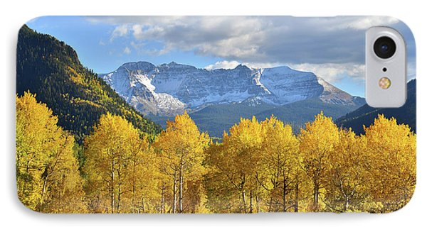 IPhone Case featuring the photograph Highway 145 Colorado by Ray Mathis