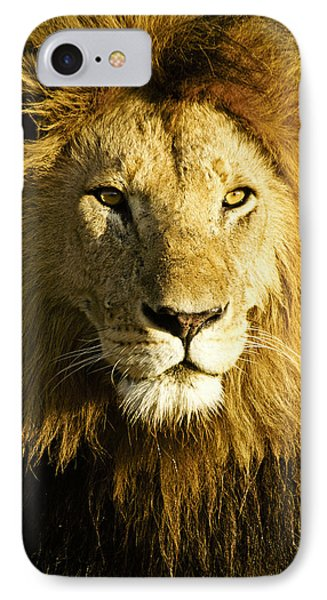 His Royal Highness Phone Case by Michele Burgess