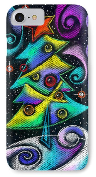 Holiday Season IPhone Case by Leon Zernitsky