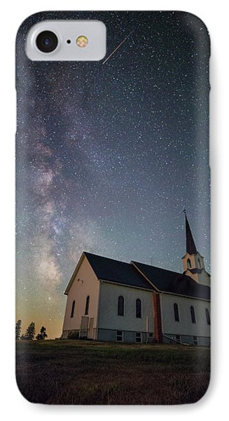 IPhone Case featuring the photograph Holy  by Aaron J Groen
