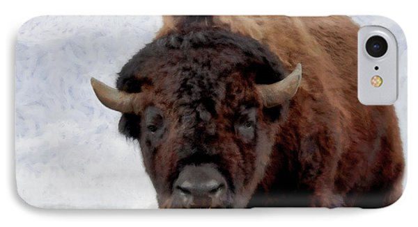 Home On The Range IPhone Case by Ernie Echols
