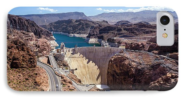 Hoover Dam IPhone Case by RicardMN Photography