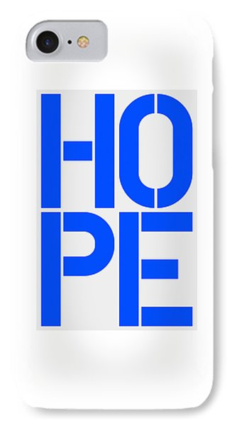 Hope IPhone Case by Three Dots