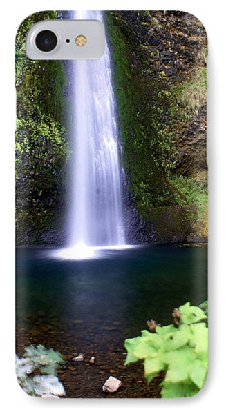 Horsetail Falls Phone Case by Marty Koch