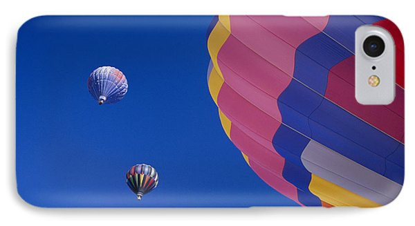 Hot Air Balloons Phone Case by Greg Vaughn - Printscapes