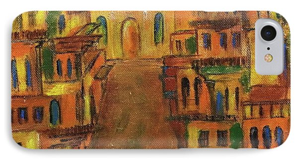 Houses IPhone Case by Siran  Ajel