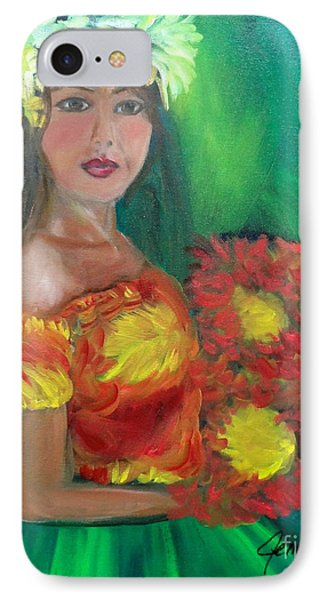 Hula 1 IPhone Case