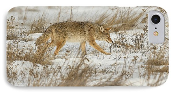 Hunting IPhone Case by Scott Warner