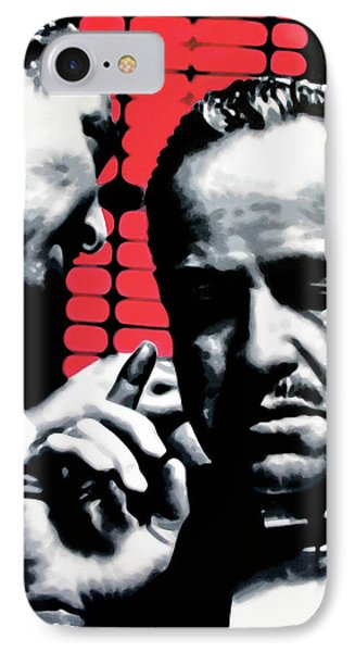 I Want You To Kill Him IPhone Case by Luis Ludzska