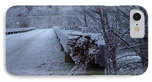 Ice Bridge IPhone Case