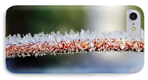 Ice Crystals IPhone Case