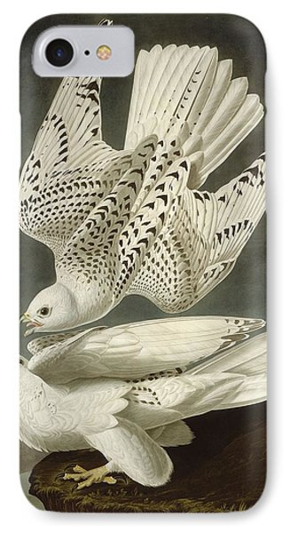 Iceland Or Jer Falcon IPhone 7 Case by Rob Dreyer