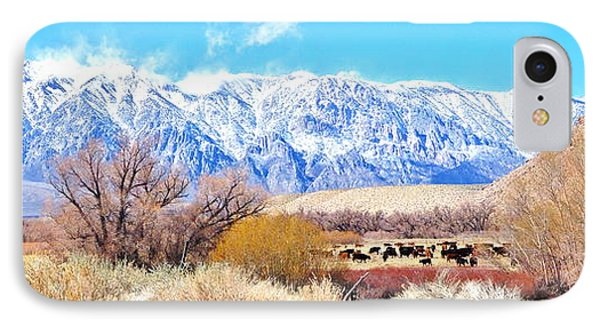 In The Valley IPhone Case by Marilyn Diaz
