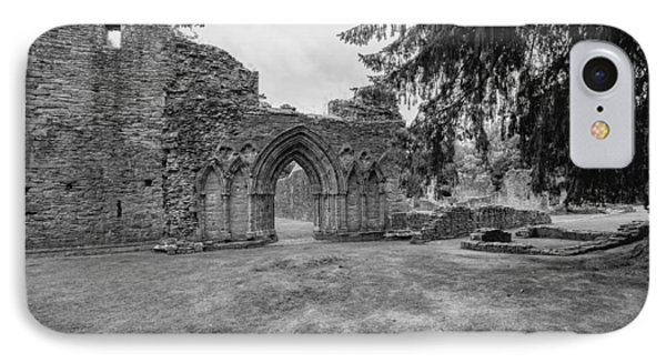 Inchmahome Priory IPhone Case