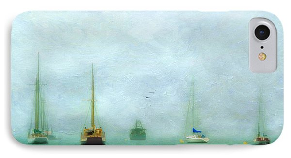 Into The Fog IPhone Case by Darren Fisher