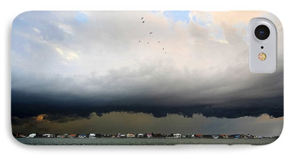 Into The Storm Phone Case by David Lee Thompson
