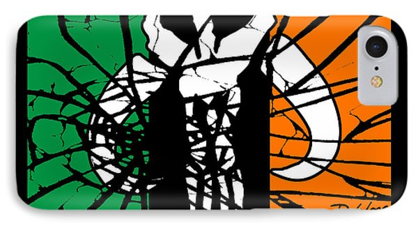 Irish Mandalorian Flag IPhone Case