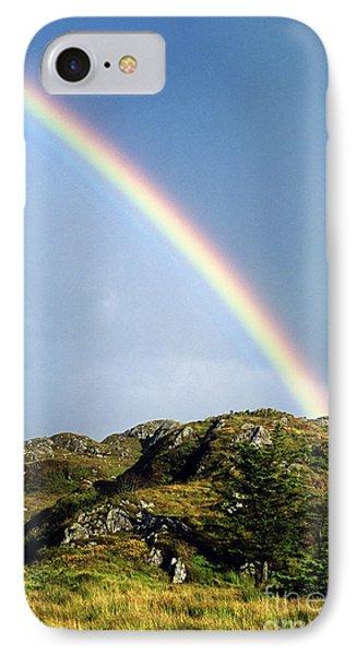 Irish Rainbow IPhone Case by John Greim
