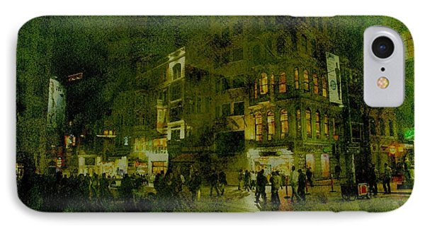 Istanbul IPhone Case by Jim Vance