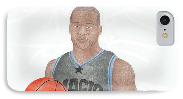 Jameer Nelson Phone Case by Toni Jaso