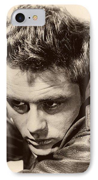 James Dean 1955 IPhone Case by Mountain Dreams