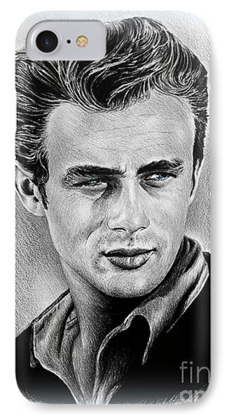 James Dean IPhone Case by Andrew Read