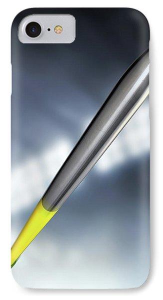 Javelin In Night Stadium IPhone Case