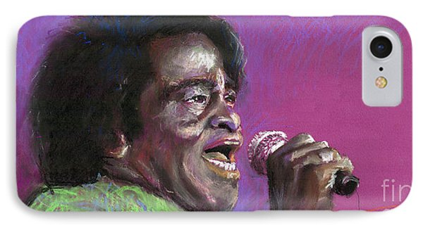 Jazz. James Brown. IPhone 7 Case