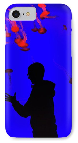 Jellyfish IPhone Case by Martin Newman